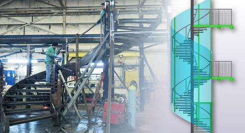 Tekla Structures significa más negocio para los Detallistas de Acero