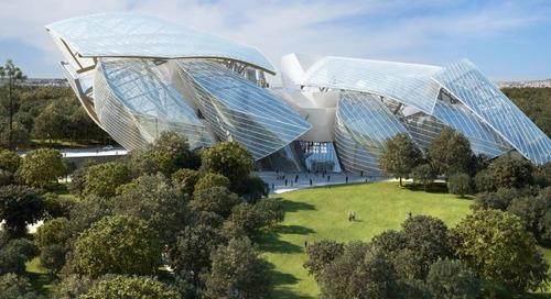Fondation Louis Vuitton: Un sueño se vuelve construible