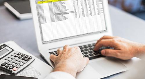 6 Problemas inevitables al usar hojas de calculo para creacion de presupuestos