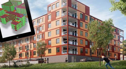 INHUS: Excelencia en la construcción de concreto prefabricado