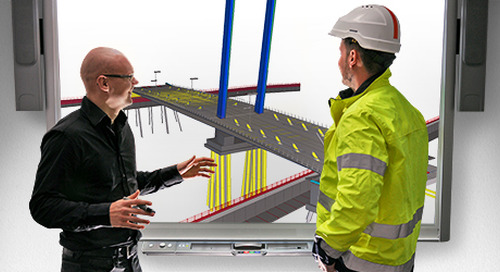 Forward-Thinking Departments of Transportation are Crossing the Bridge to BIM