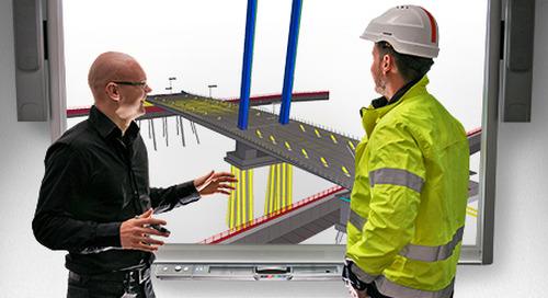 Forward-Thinking Departments of Transportation are Crossing the Bridge to BIM