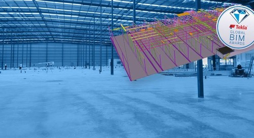 3D Scan Saves the Day for Retrofit Project of Jewel Fine Foods New Facility