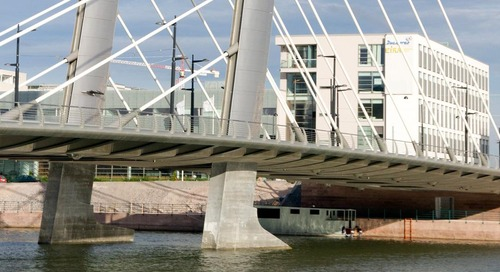 Crusell Bridge - Collaboration Is Crucial for using BIM Successfully in Construction