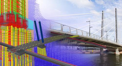 Bridge Information Modeling (BrIM) Brings Bridge Engineering to the Modern Era