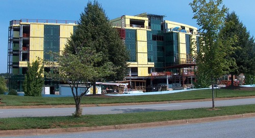 Lynchburg General Hospital Project Resulted in Tangible Cost as well as Substantial Time Savings