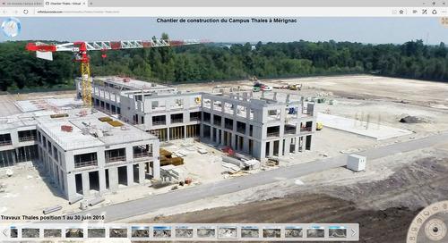 Thales Campus: GA's Winning BIM Project