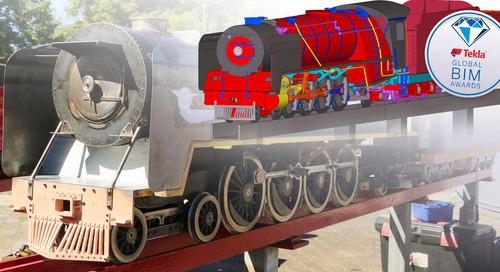 Crear una locomotora de trabajo con BIM