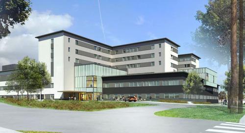 Kainuu Hospital - The Best Example of Deep BIM Collaboration