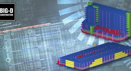 Choosing Tekla to Improve Concrete Construction Was as Easy as A-B-C