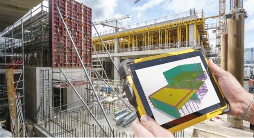 Por qué los contratistas de concreto deberían actualizar la planificación de cimbras