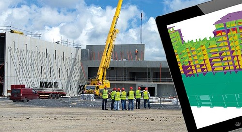 O'Reilly Concrete - Saving Time and Money with Tekla Structures