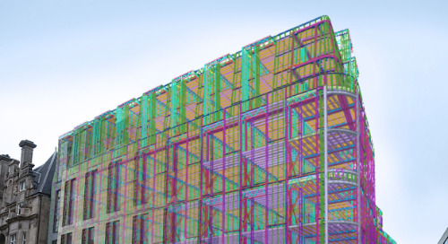 Use Tekla Structures for Light Metal Framing