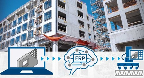 How BIM and ERP Work Together for Better Precast Workflows