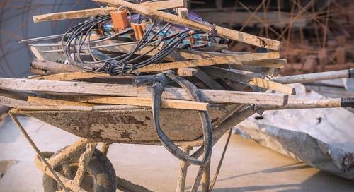 4 formas en las que los modelos construibles reducen el desperdicio en la industria del Concreto