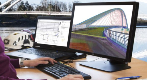 Tekla Structures for Bridge Designers