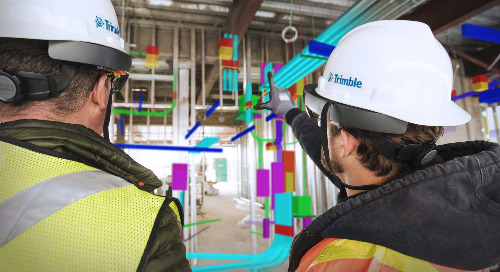 Mixed Reality Brings Many Benefits to the Construction Industry