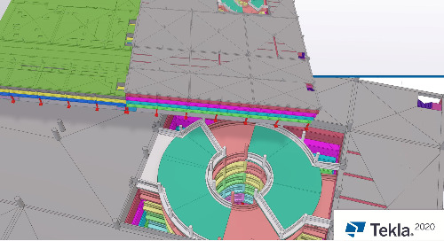 More Visualization, Precision, and Control with the Newest Tekla 2020