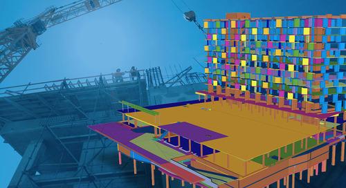 Hablando concretamente: modelos 3D: llenar el vacío de información en proyectos de construcción