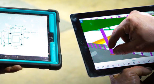 Tips for Using Tablets in the Shop Part 2