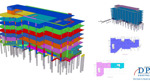 DPR Construction: Bidding with a Solid Plan by Engaging the Team and Creating an Accurate 3D Model