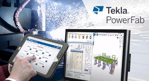 What's New in Tekla PowerFab?