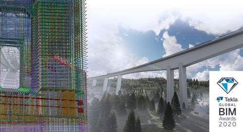 Randselva-Brücke: auf dem Weg in die Zukunft des digitalisierten Bauens
