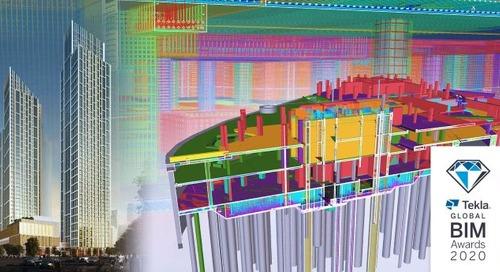 One Nine Elms: 3D-Bewehrungsplanung für das neue Londoner Wahrzeichen