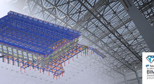 Saga Natatorium: The Earthquake-Resistant Swim Stadium