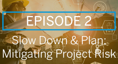Slow Down & Plan: Mitigating Project Risk