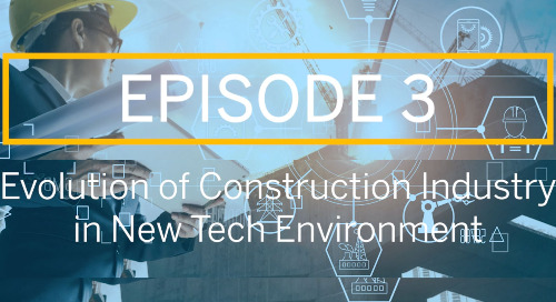 Evolution of Construction Industry in New Tech Environment