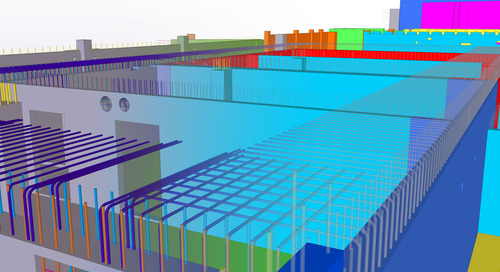 Tekla Structures: Patented and Unique Technology for Effortless Pour Planning