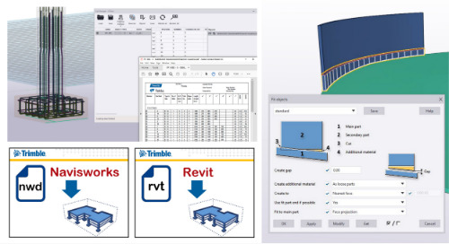 Three Extensions That Any Concrete Contractor Should Download From the Tekla Warehouse Right Now!