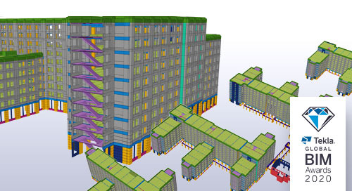 A small job site. A short timeline. A big solution. BIM successfully tackles a challenging project