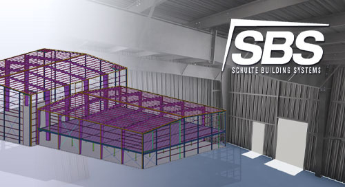 Faster and better metal buildings with 3D