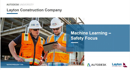 Machine Learning for Construction Safety: A Construction Project Manager's Perspective