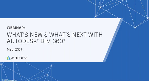 What's New & What's Next with the Product Team - May 2019