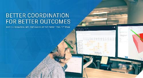 [eBook] Better BIM Coordination For Better Outcomes