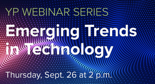 [Webinar] Emerging Trends in Technology