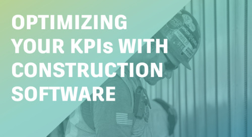 [Guide] Optimizing Your KPIs with Construction Software