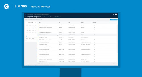 [Video] Introducing Meeting Minutes!