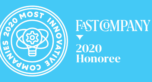 Construction IQ Recognized by Fast Company as Most Innovative Companies (MIC) of 2020