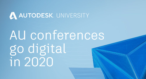 AU and Connect & Construct Conferences Go Digital in 2020