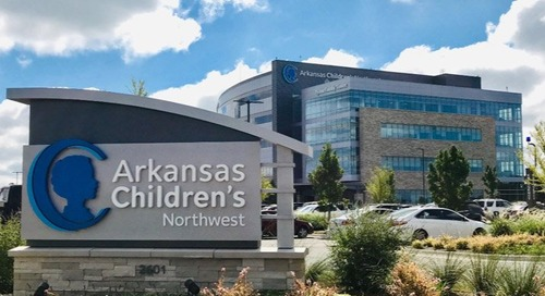 Arkansas Children's Hospital: Using Construction Data to Build Operations From Day One