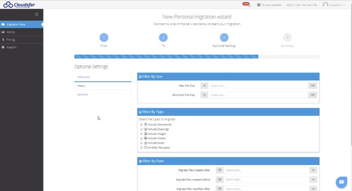 Cloud Storage Syncing Made Easy with Cloudsfer and BIM 360