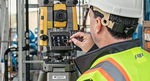 Topcon: Construction Verification