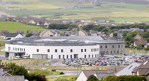 How Digital Technology Helped Develop a Rural General Healthcare Facility on the Remote Island of Orkney