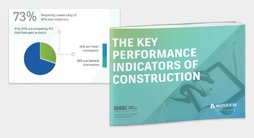 KPIs For Construction: The 7 Key Indicators Every Construction Professional Needs to Know