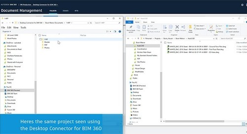 Share Construction Drawings and Documents Between Field and Office With Cloud Sync