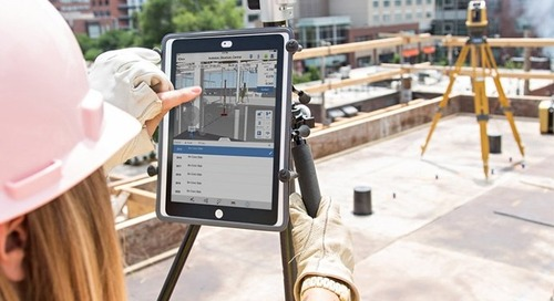 Topcon Integration Delivers Faster Construction Layouts